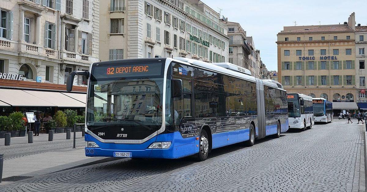 vonjour3.jpg - Un chauffeur de bus marseillais frappé après avoir refusé de laisser monter deux personnes transportant un frigo