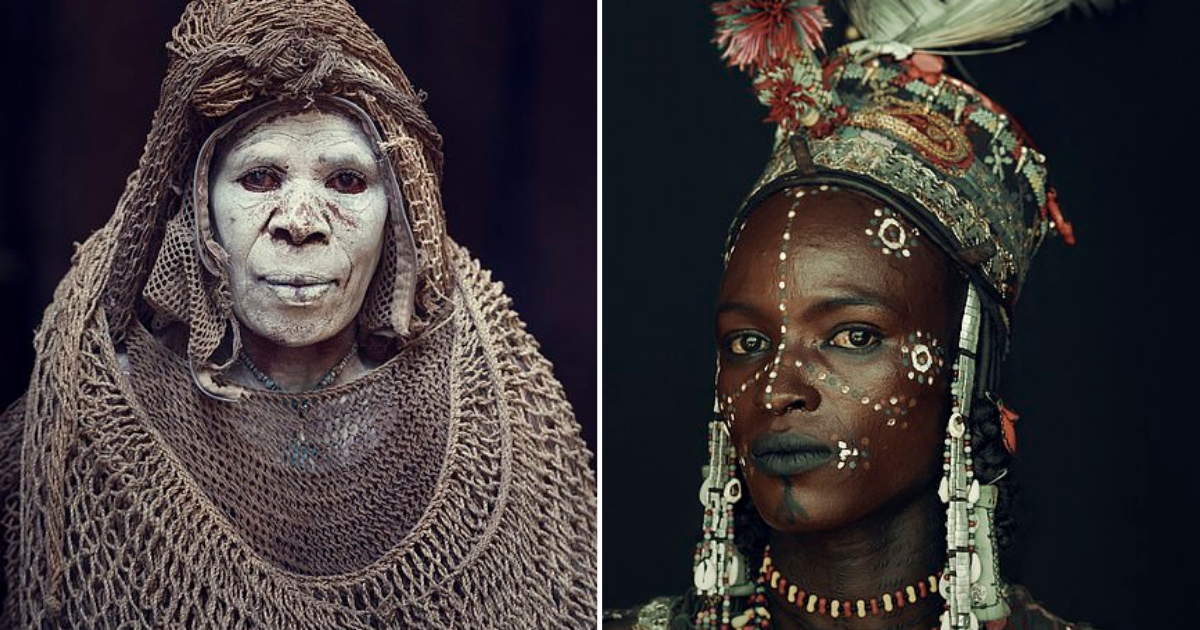 yogesh id thumbnails 1.png - Portraits From Around The World Showing The Beauty and Serenity of Indigenous Tribes