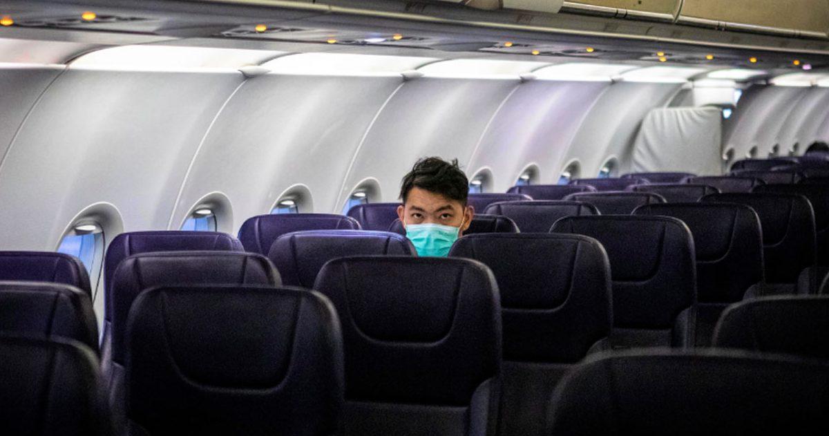 002aed2a 2803 4d42 9b84 cc08637b828c e1583856678132.jpeg - Coronavirus : Les compagnies aériennes maintiennent leurs vols alors même que les avions sont vides !