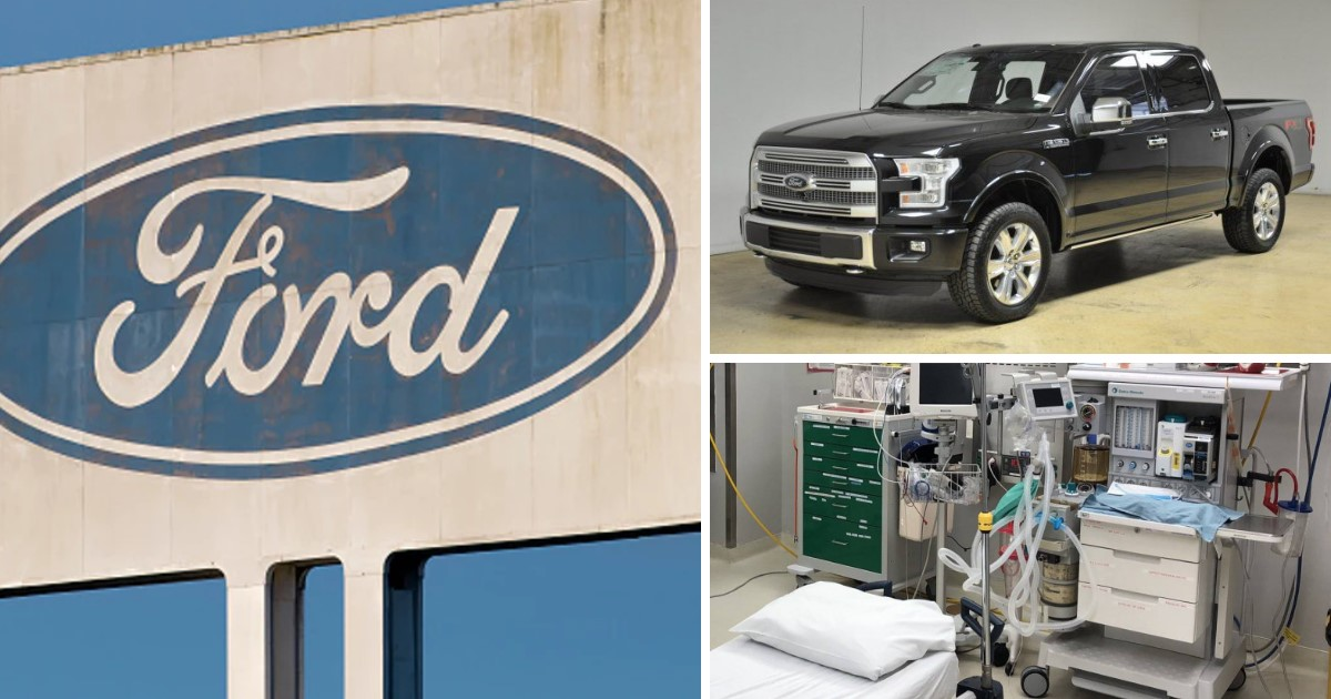 1 204.jpg - Ford Using F-150 Truck Parts To Manufacture Respirators To Help Combat COVID-19