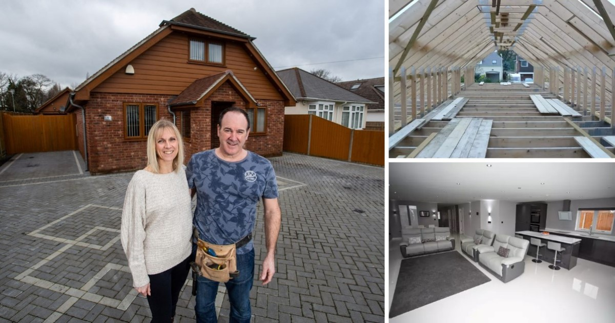 2 15.jpg - Taking Guidance From YouTube Videos, A Man Built His Own House With $180K