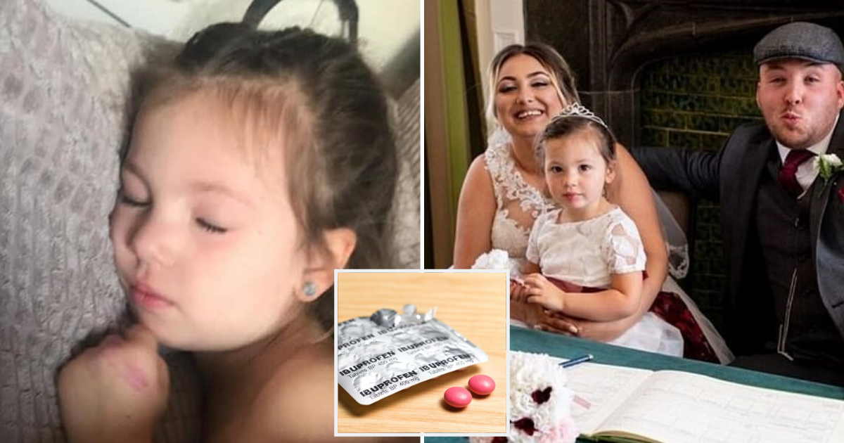 amelia6.png - 4-Year-Old Girl With Coronavirus Suffered More Severe Symptoms After Taking Ibuprofen