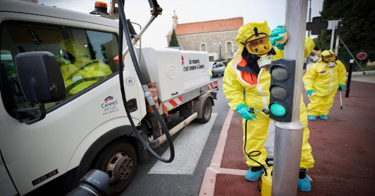 desinfection.jpg - Faut-il désinfecter les rues pour lutter contre la propagation du coronavirus ?