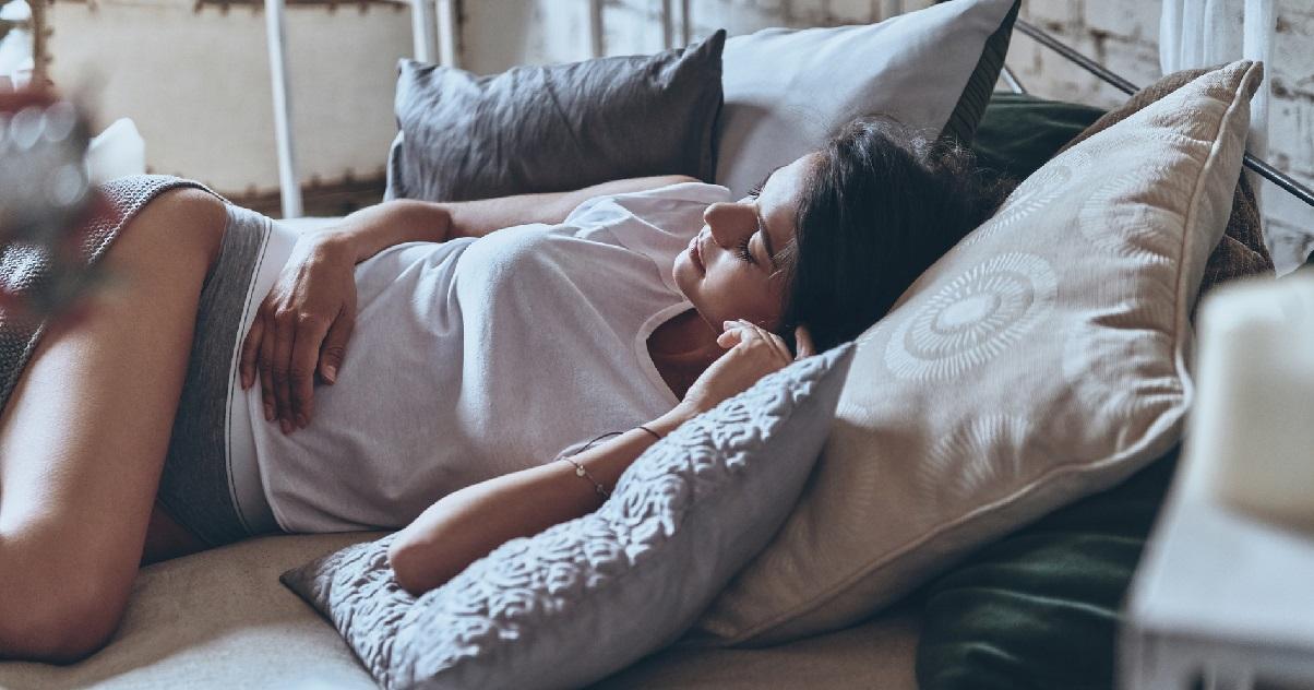 femme 2.jpg - Mesdames, savez-vous pourquoi il ne faut pas dormir avec une petite culotte ?