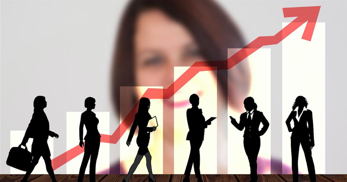 femmes carriere.png - Carrière des femmes : La carrière de leur conjoint serait davantage un frein que le fait d'avoir des enfants
