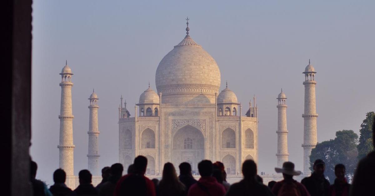 indes.jpg - Inde: Le pays confine sa population, ce qui représente 1,3 milliard de personnes !
