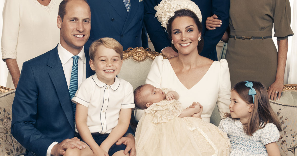 Kate Middleton Stepped Out To Shop With Her Three Children ...