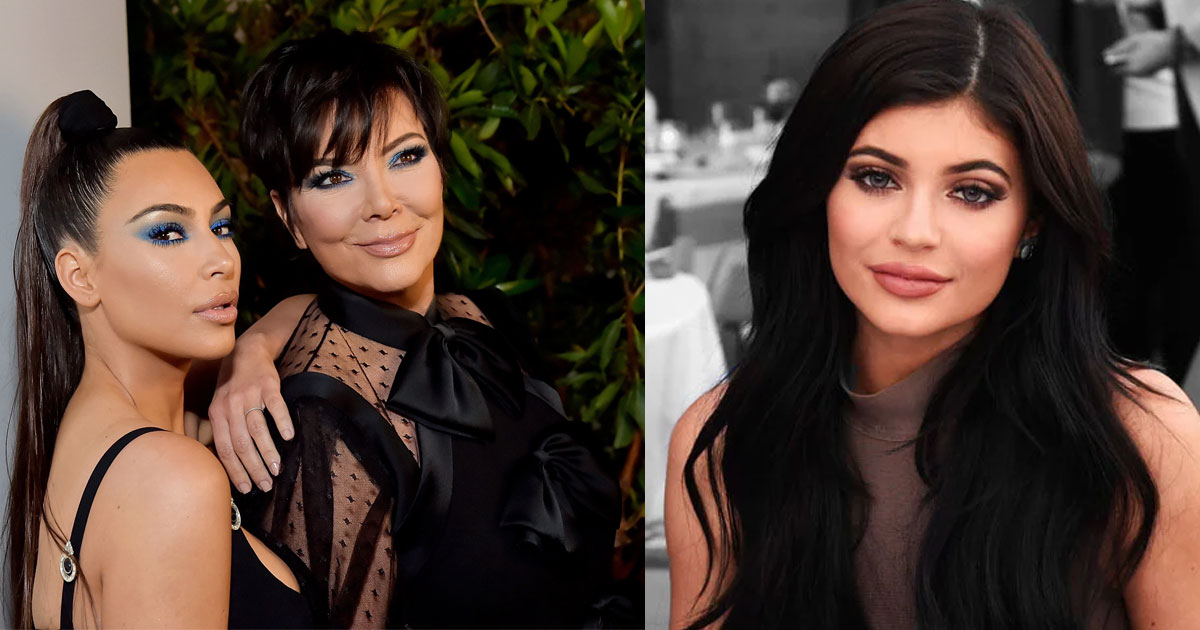 krise jenner offered kim kardashian cash and a jet to walk in paris fashion show after kylie jenner cancelled to travel.jpg - Kris Jenner Offered Kim Kardashian Cash And A Jet To Walk In Paris Fashion Show After Kylie Jenner Cancelled