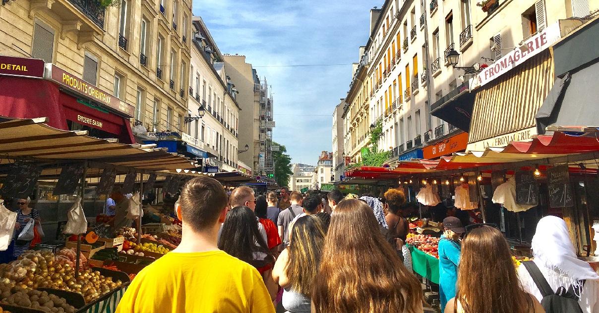 marche.jpg - Quelles sont les conditions pour qu'un marché puisse ouvrir pendant le coronavirus ?