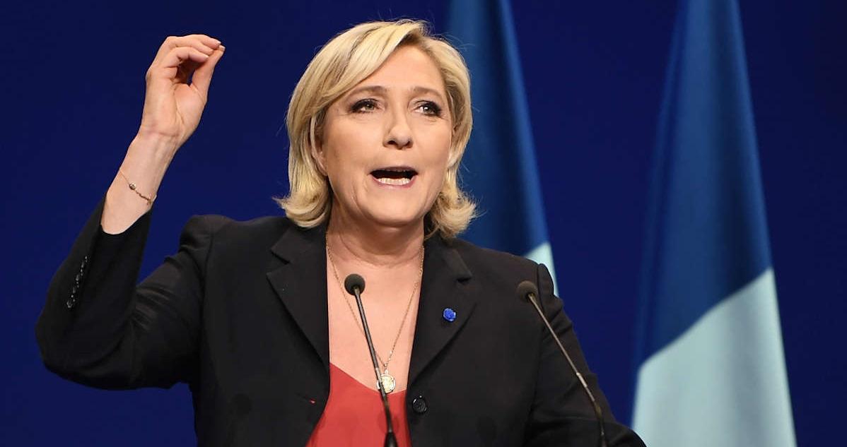 mlp.jpg - Pour Marine Le Pen, le gouvernement nous ment sur toute la ligne...