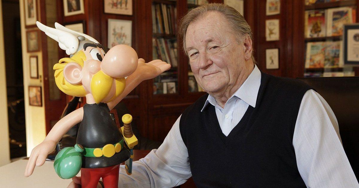 paris match e1585051531226.jpg - Albert Uderzo, dessinateur d'Astérix, est décédé à 92 ans