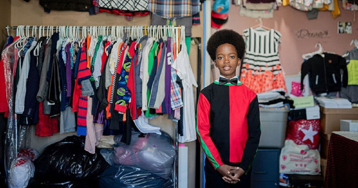 t3 2.jpg - A Kid Started A Thrift Store For Low-Income Families By Pricing Everything Under $10