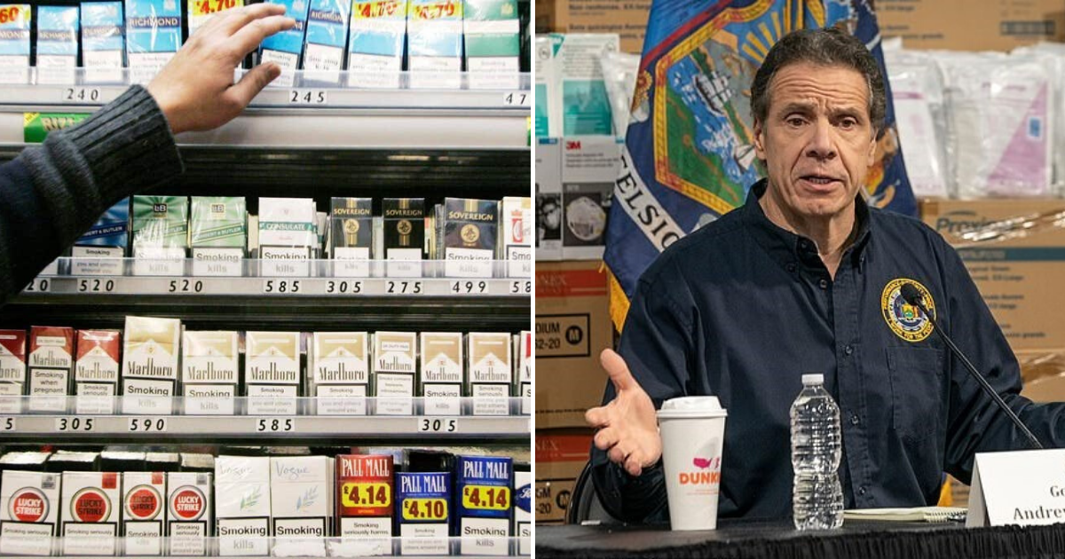 tobacco.png - New York Doctors Urged Governor To Ban All Tobacco Products To Help Fight Coronavirus