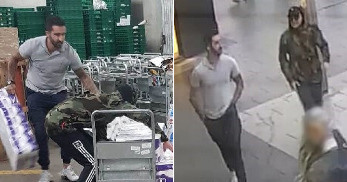tp6.png - Two Men Broke Into Supermarkets' Storage Areas And Stole Over 500 Rolls Of Toilet Paper