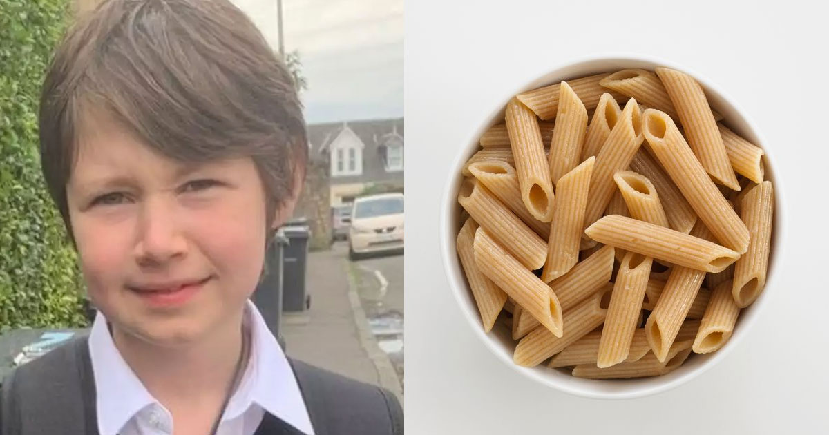untitled 1 75.jpg - Mother Of Autistic Boy Requested For Penne Pasta On Twitter And Received A Great Response From Kind People