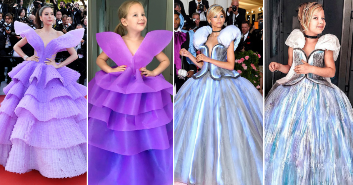 untitled design 102.png - Look At How This Talented Mother-Daughter Duo Recreated Famous Red Carpet Looks