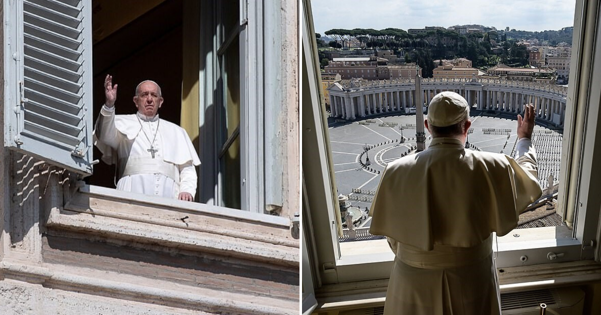 untitled design 15 1.png - Pope Francis Delivered Blessings As He Walked Through Deserted Streets Of Rome