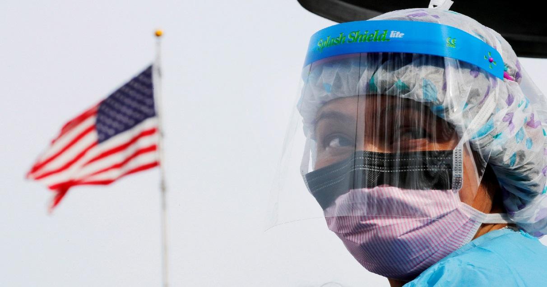 usa 1.jpg - Triste nouvelle: Un bébé est mort à cause du coronavirus aux Etats-Unis