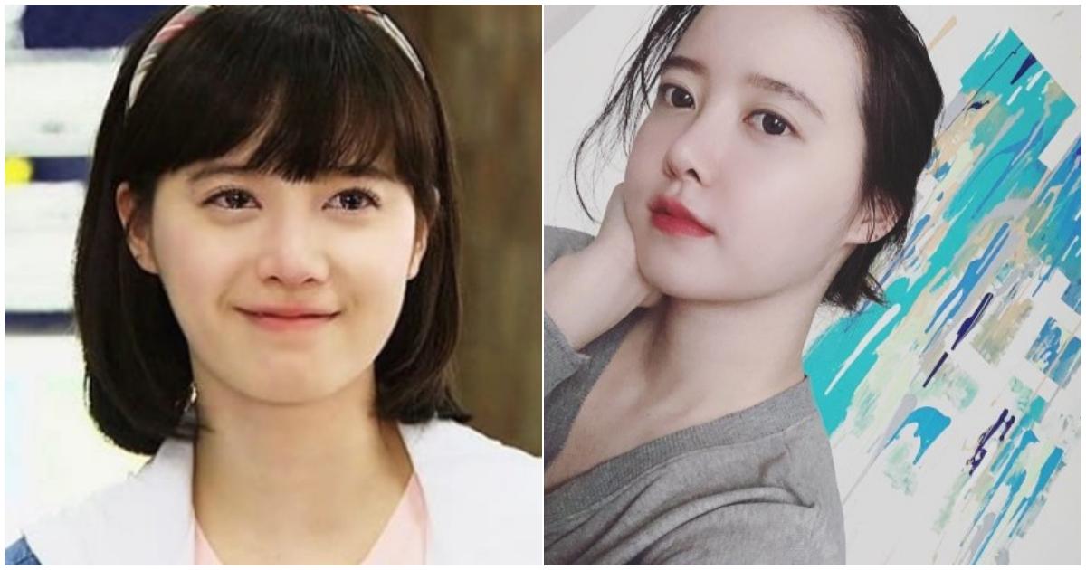 """1 6.png - 런던으로 유학다녀온 """"구혜선""""...무려 '8kg'이 쑥 빠질 수 밖에 없는 근황 공개"""
