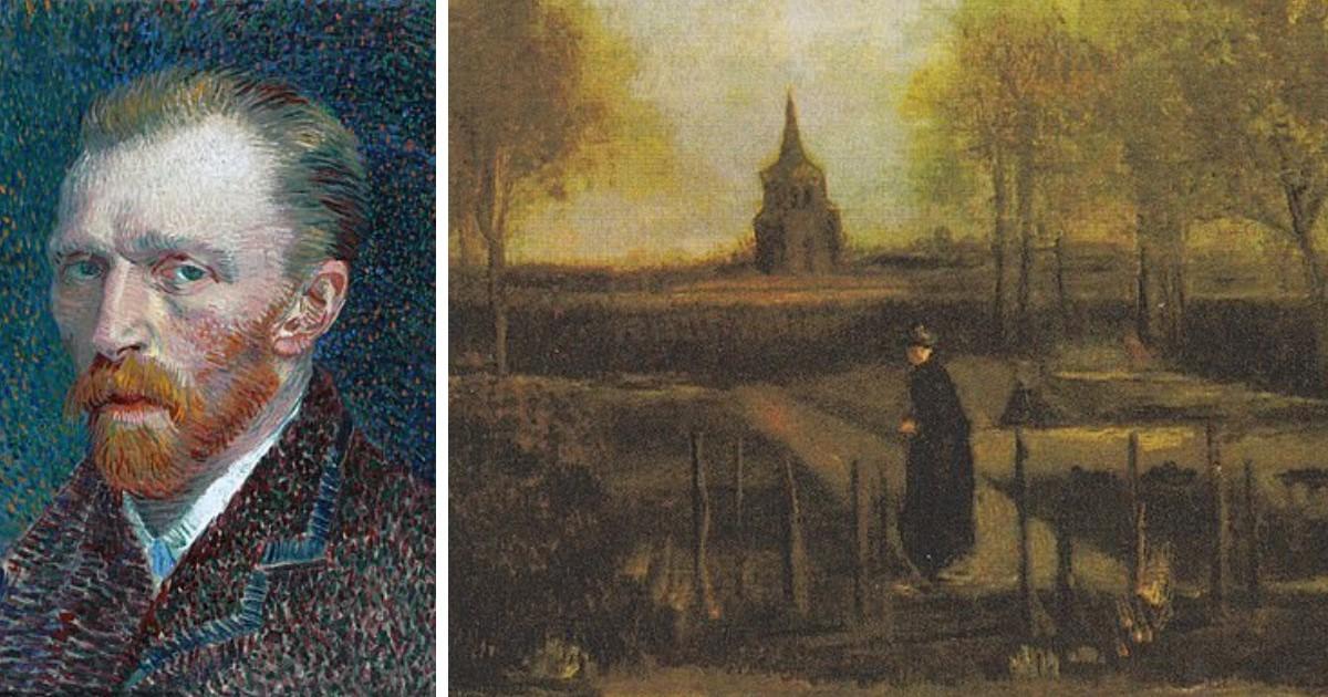 1.jpg - Rare Vincent Van Gogh Painting Was Stolen From Singer Laren Museum In Netherlands