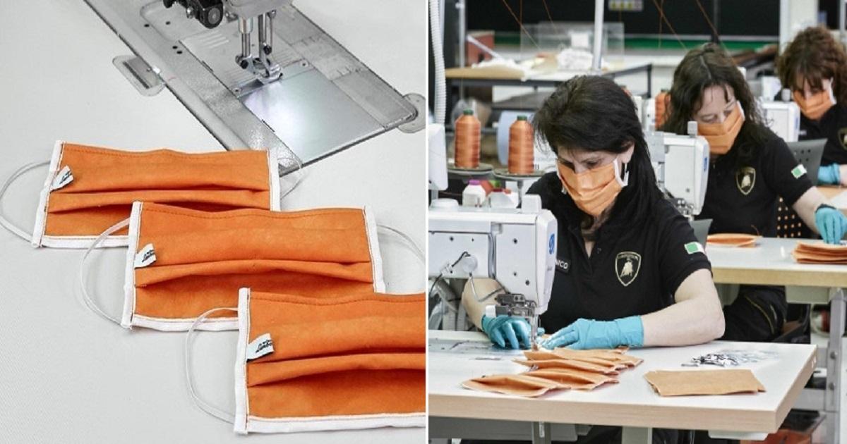 3333333.jpg - 슈퍼카 브랜드 람보르기니가 만든 '코로나 마스크' 스케일