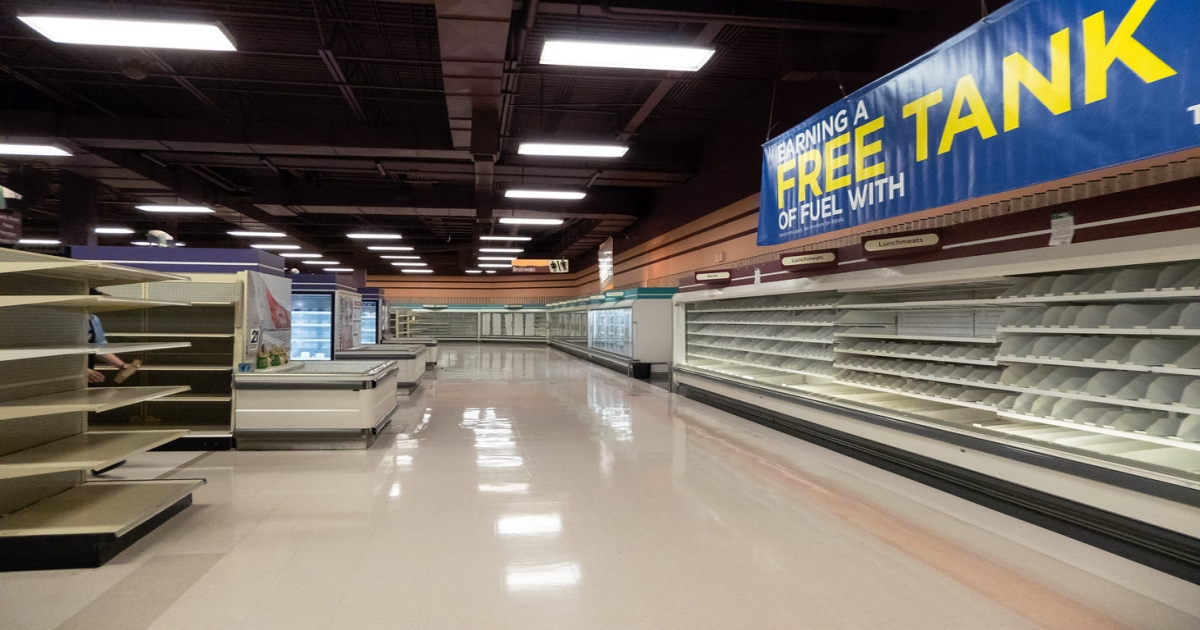 33595138561 17ca13b963 b.jpg - Here Are Some Reasons Why Grocery Store Shelves Are Empty