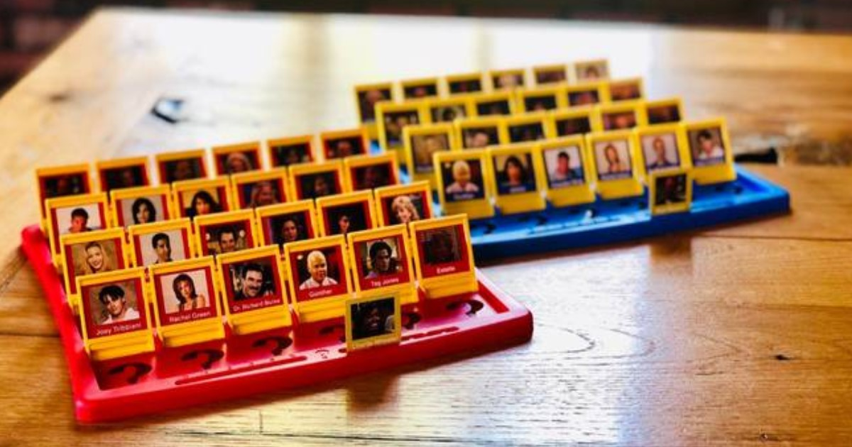4 6.jpg - Friends-Themed 'Guess Who' Up For Sale To Make You Sail Through The Lockdown