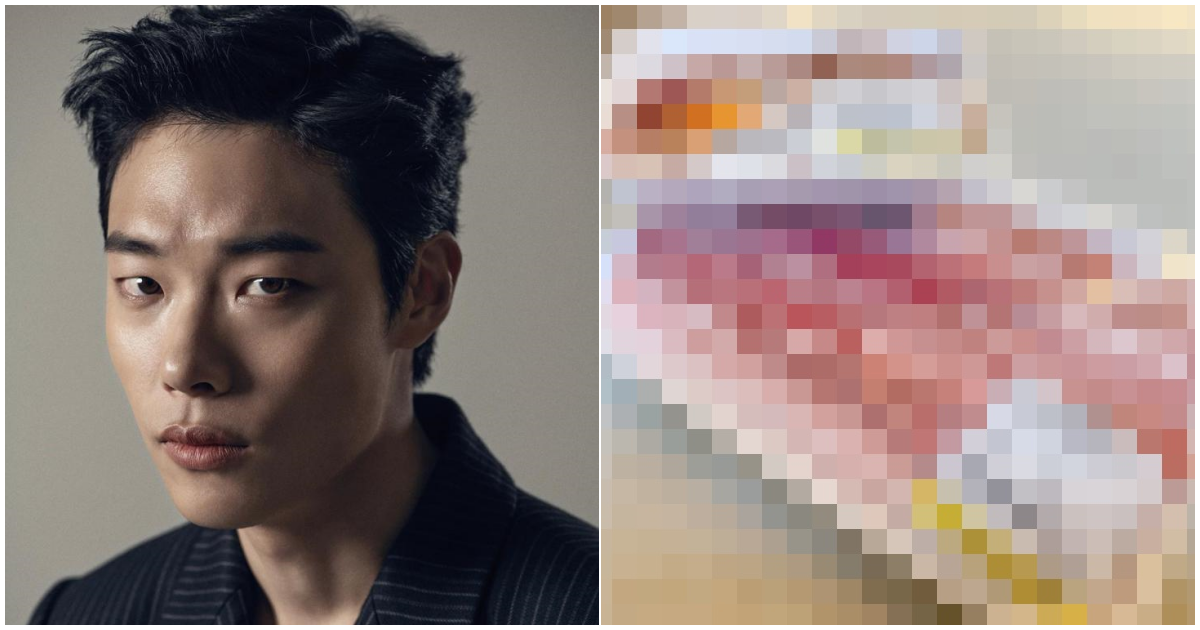 """5 6.png - 배우 """"류준열"""", '산 적도 없는데 잔뜩 왔다'...배송된 식료품들 SNS에 공개하며 남긴 한마디"""