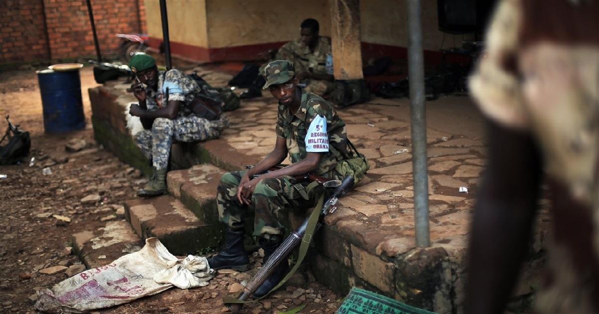 afr.jpg - Centrafrique: le pays ne dispose que de 3 respirateurs pour une population de 4,3 millions d'habitants !
