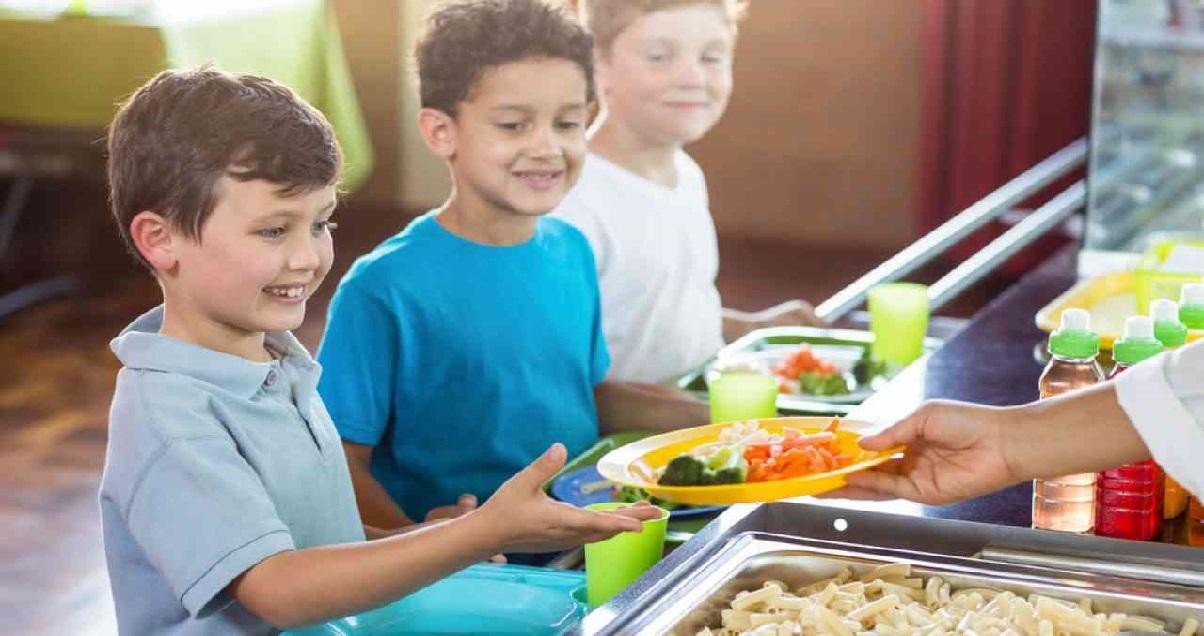 cantoche.jpg - Fermeture des cantines: Le gouvernement réfléchit à distribuer des bons alimentaires pour aider les familles les plus modestes