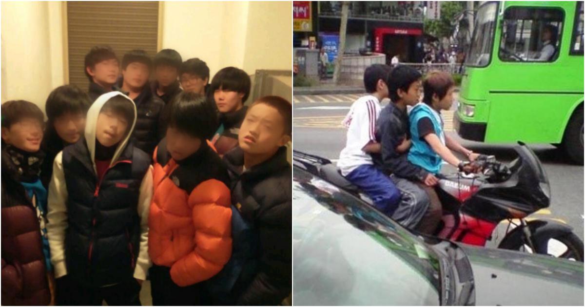 "collage 9.png - ""06년 차량 절도 뺑소니 범인들 세대"" 무시무시한 촉법소년들, 그들만의 서열 정리 '방법'"