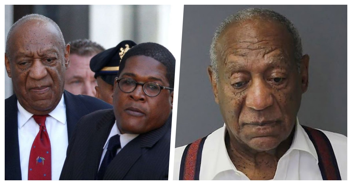 cosby cover.jpg - Bill Cosby Will Not Receive An Early Prison Release