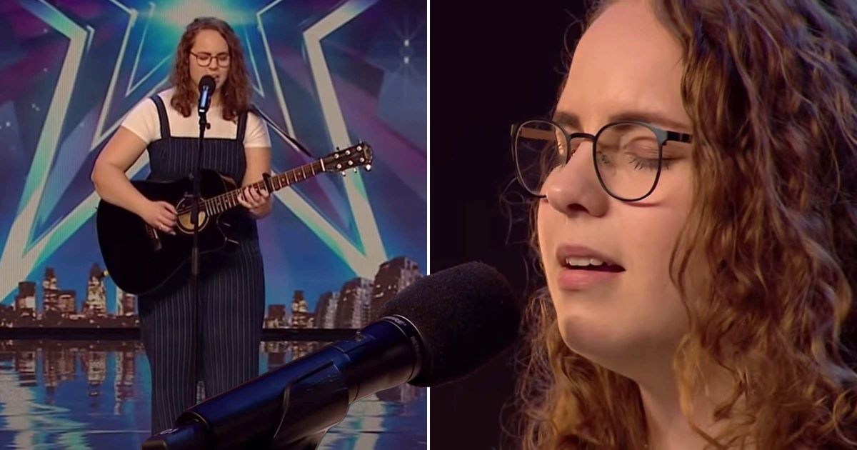 ec8db8eb84ac eab080eb8aa5.jpg - A Nurse Came Out On Britain's Got Talent And Everyone Cried Their Eyes Out
