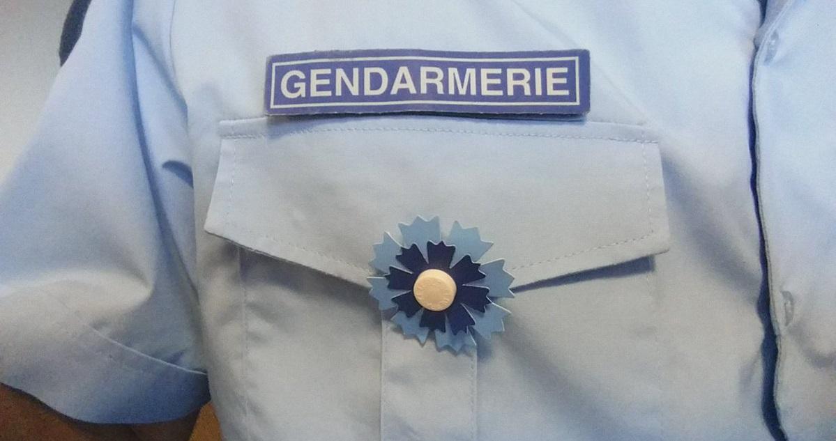 gendarmeris.jpg - Solidarité: des gendarmes se mobilisent pour une famille démunie