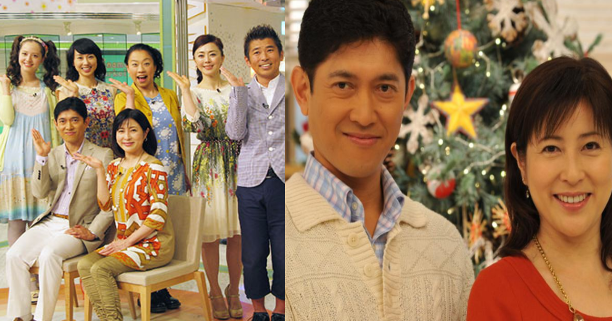 hanamaru.png - 岡江久美子の訃報で再クローズアップされた「はなまるマーケット」の打ち切りの本当の理由とは?