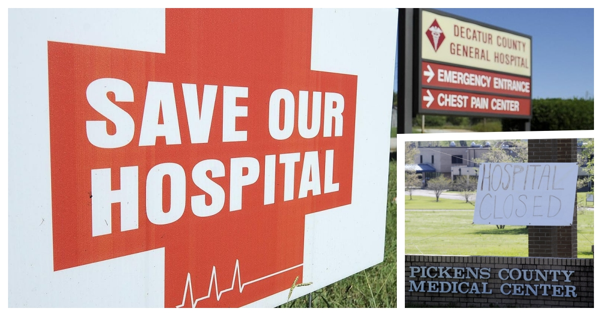 hospital cover.jpg - Hospitals in Rural America Are Closing As The Epidemic Approaches