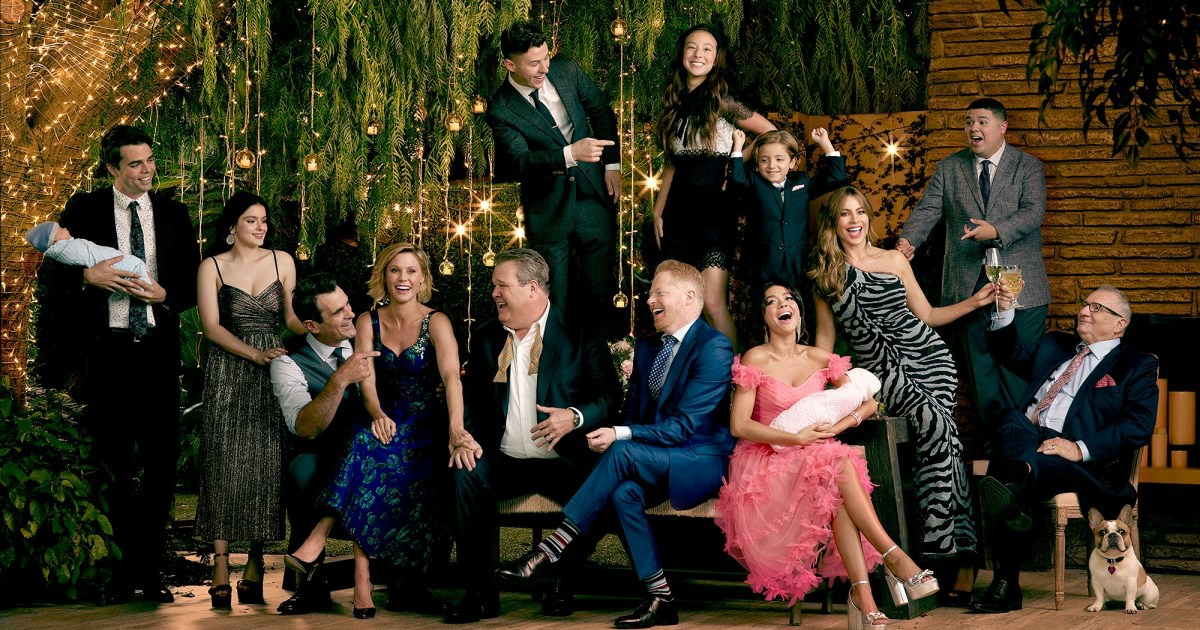 kakaotalk 20200409 185153786.jpg - 'Leave The Porch Light On' - America's Last Great Pioneering Sitcom 'Modern Families' Says Farewell
