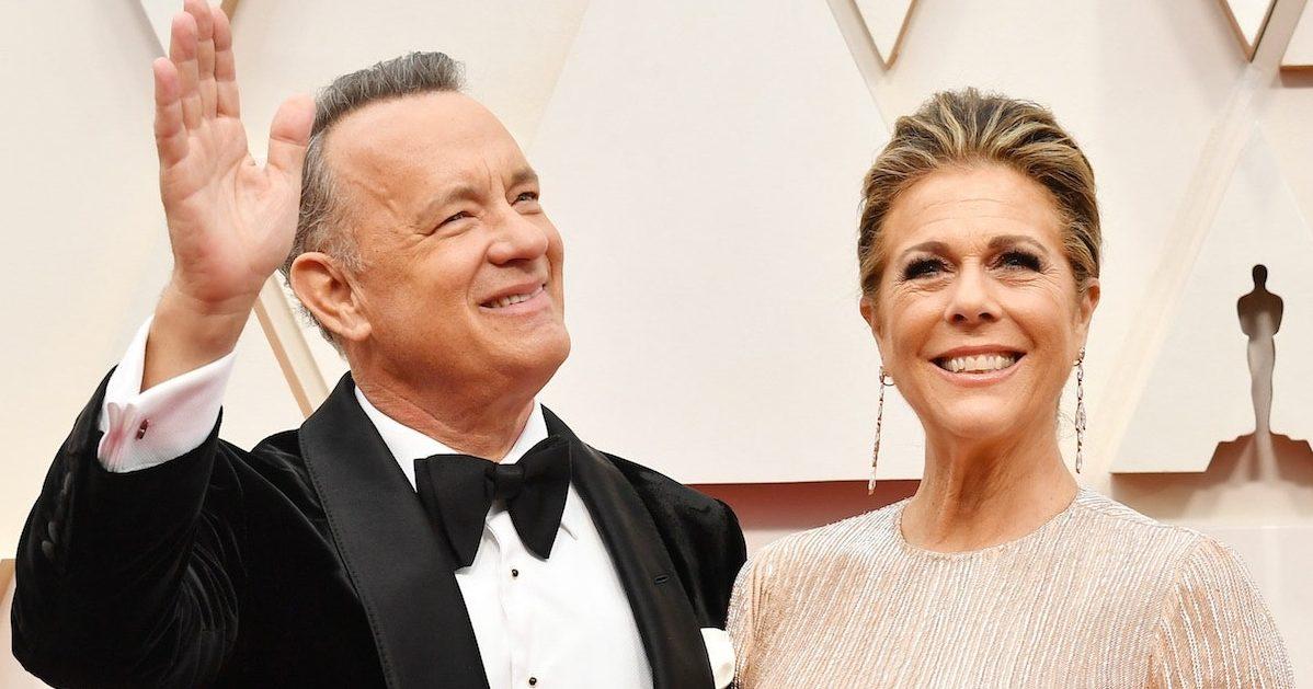 tom hanks rita wilson oscars e1587134602773.jpg - Covid-19: Tom Hanks livre un message émouvant suite à sa guérison