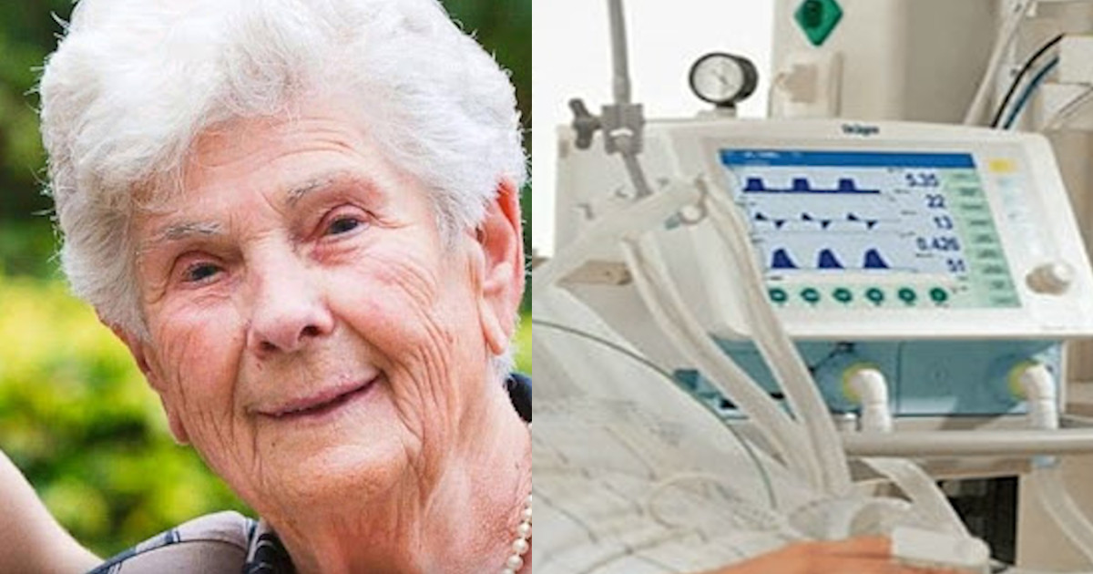 untitled 2.jpg - 90-year-old Woman Told Doctors She Had A Good Life And Instructed Them To Save Younger Patients Before Dying Of Coronavirus