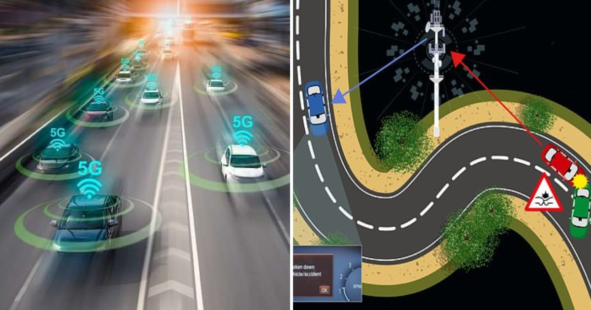 1 86.jpg - Cars Could Soon Be 'Talking To Each Other' Using 5G To Make Drivers Aware Of Upcoming Hazards