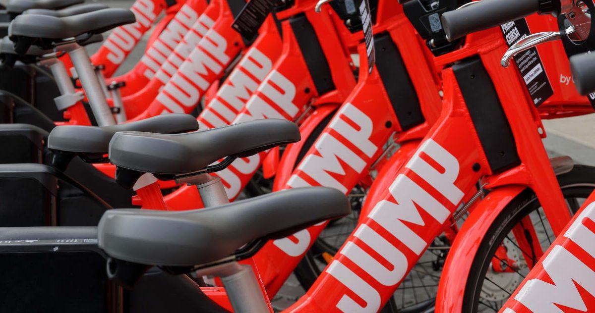 106295140 1576244171095gettyimages 1180678031 e1590769343701.jpeg - États-Unis : Uber envoie à la casse des milliers de vélos