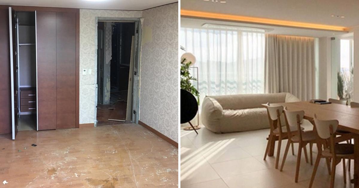 2 98.jpg - 신혼집을 '스위트룸'으로 리모델링 해버린 부부 (사진 26장)