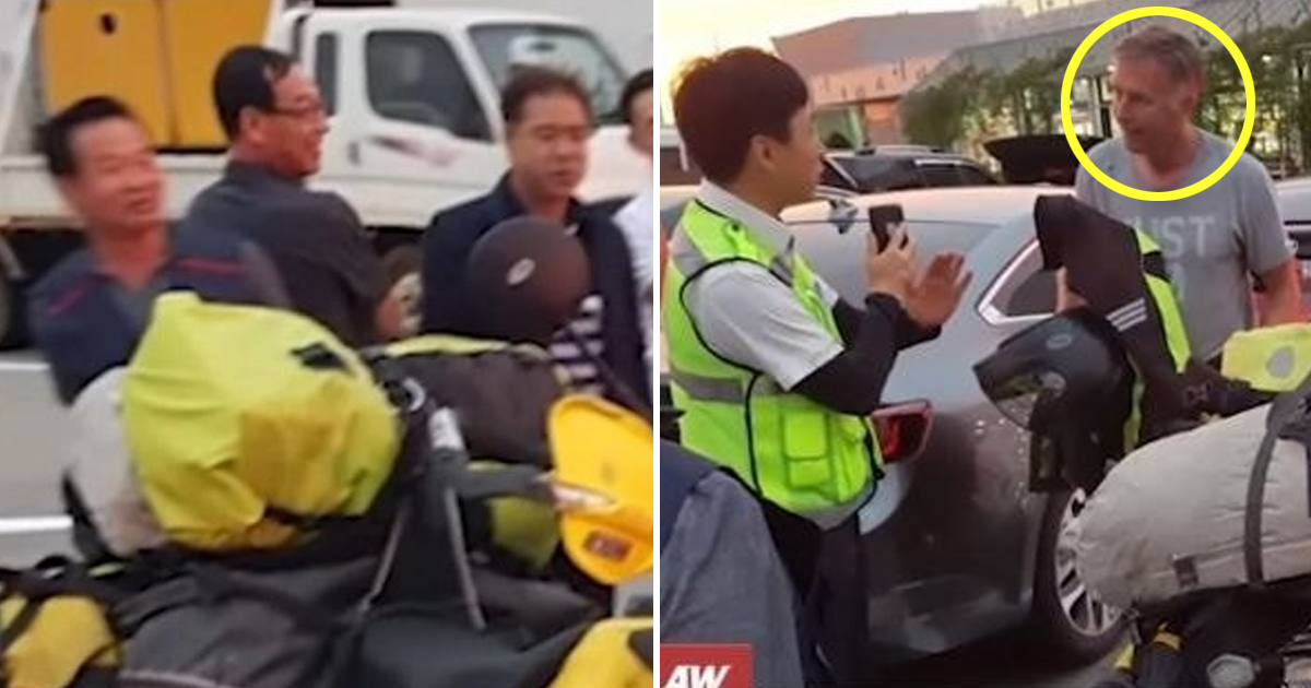 """5 71.jpg - """"제가 체포라구요?""""... 한국 경찰이 본인을 왜 잡았는지 모르는 외국인.jpg"""
