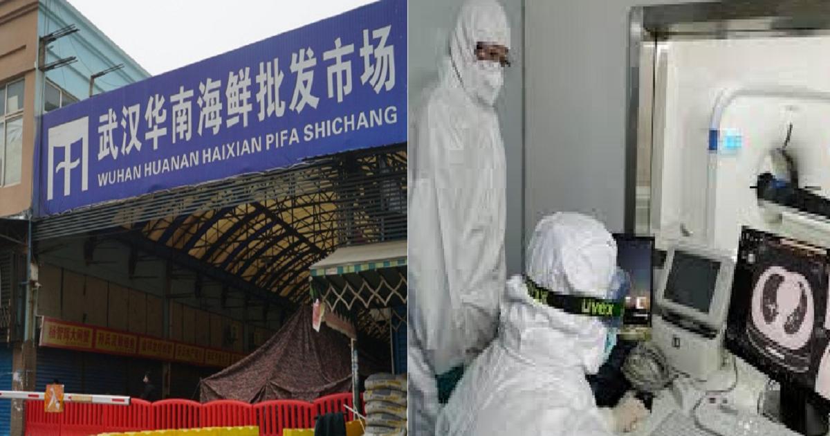 """77777 2.png - """"초기 코로나19 바이러스 표본 일부 파괴"""" 중국이 실험실에 대해 시인했다"""