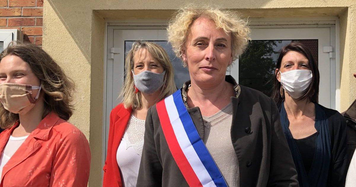 b9723536693z 1 20200523175101 000gaug26ulh 1 0 e1590511166634.jpg - Nord : Marie Cau est la première maire transgenre de France