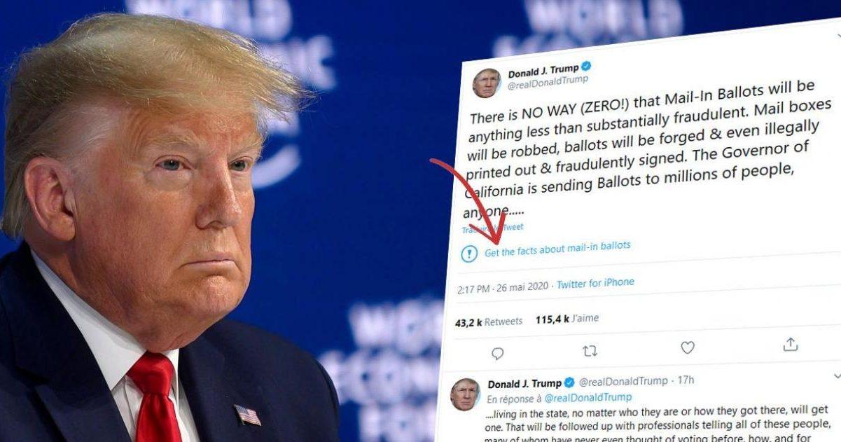 b9723565917z 1 20200527074313 000g2cg2n1m2 1 0 e1590602786671.jpg - Etats-Unis : Donald Trump menacerait de fermer ou de fortement réglementer les réseaux sociaux