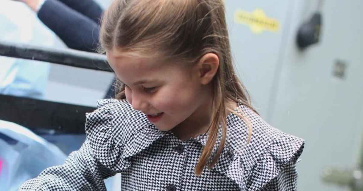 charlotte.jpg - Royal Birthday: découvrez les photos du cinquième anniversaire de la princesse Charlotte !