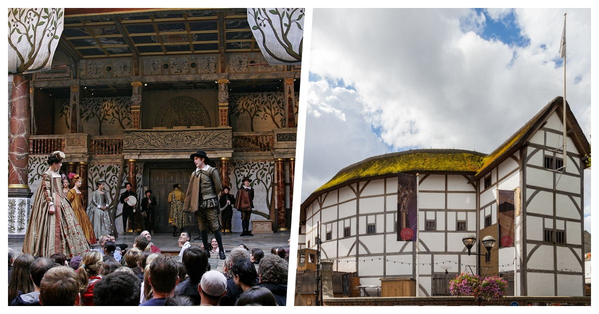 collage 45.jpg - Shakespeare's Globe in London Faces Unprecedented Financial Strains Because of Covid-19