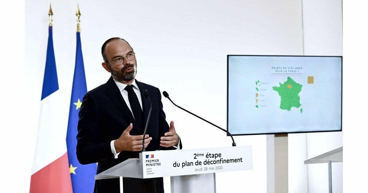 dna e1590685301311.jpg - Déconfinement phase 2 : Voici la nouvelle carte de France