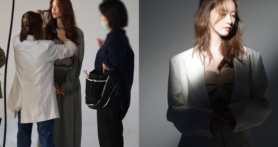 """ec9ca4ec9584.jpg - """"숨길 수 있으면 숨겨봐~"""" 기부 화보로 찾아온 소녀시대 '윤아'의 숨길 수 없는 '미모 수준'.JPG"""
